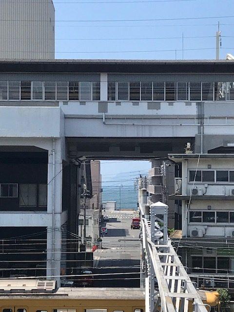 画像:周南日記㉛・「徳山湾を覗く窓」
