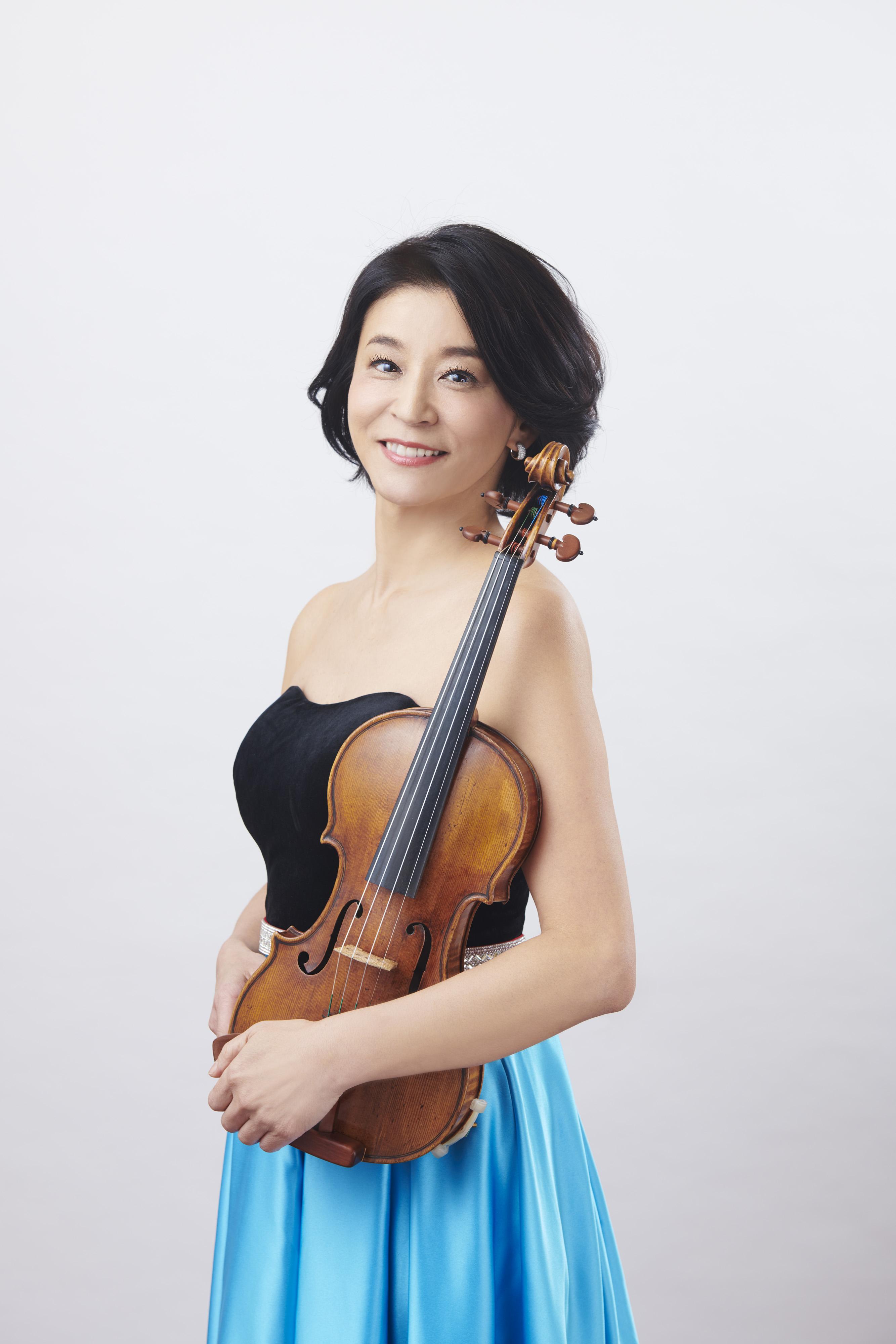画像:高嶋ちさ子 12人のヴァイオリニストコンサートツアー2019