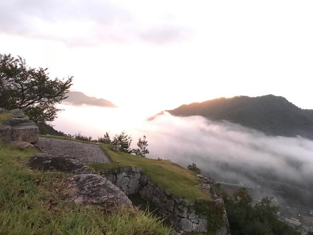 画像:周南日記【55】・雲?霧?