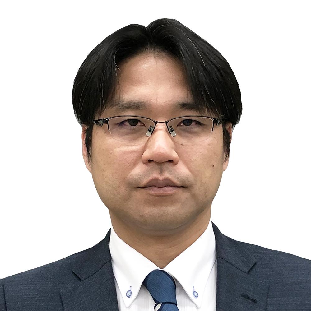 画像:西岡 晃 氏(46)近影