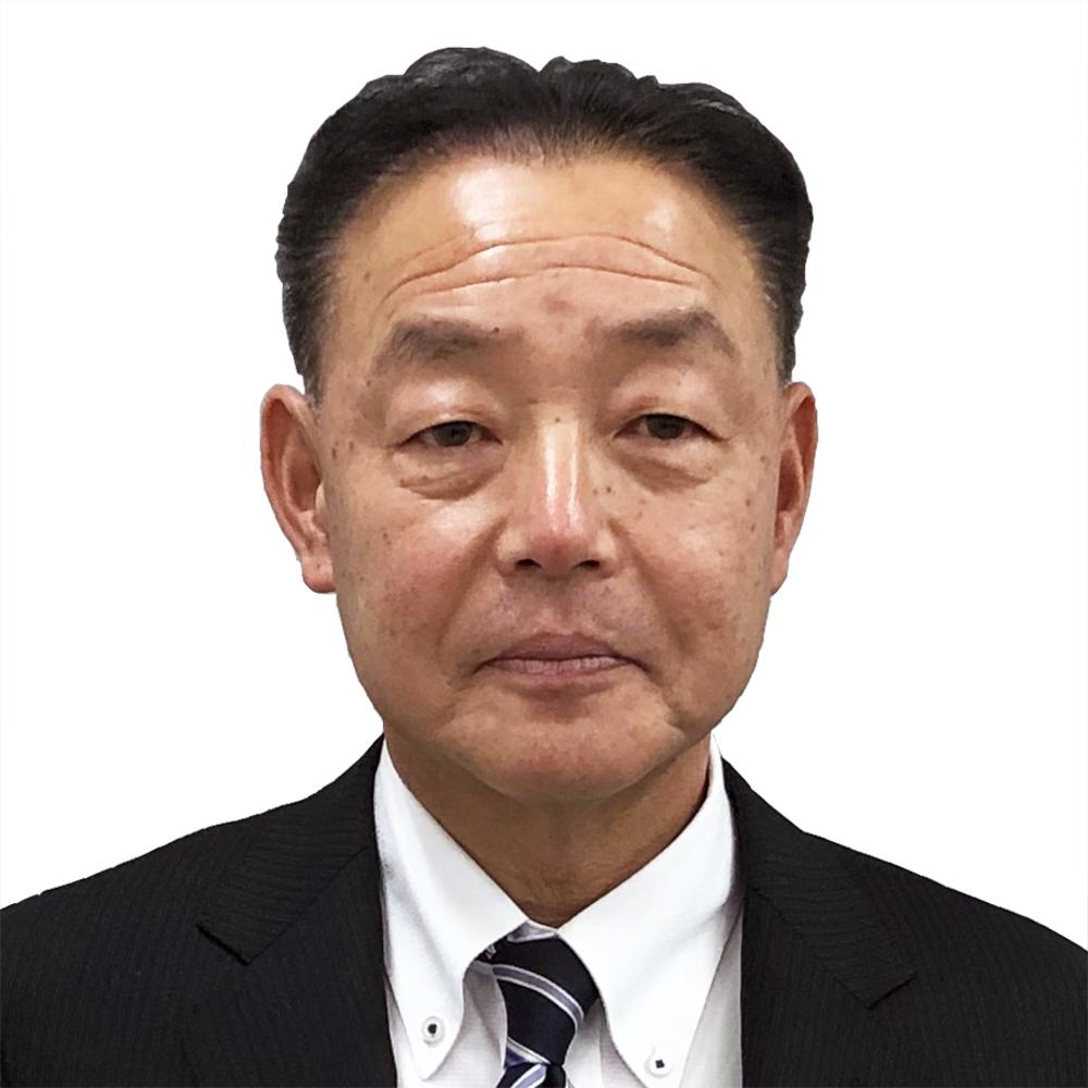 画像:篠田 洋司 氏(56)近影