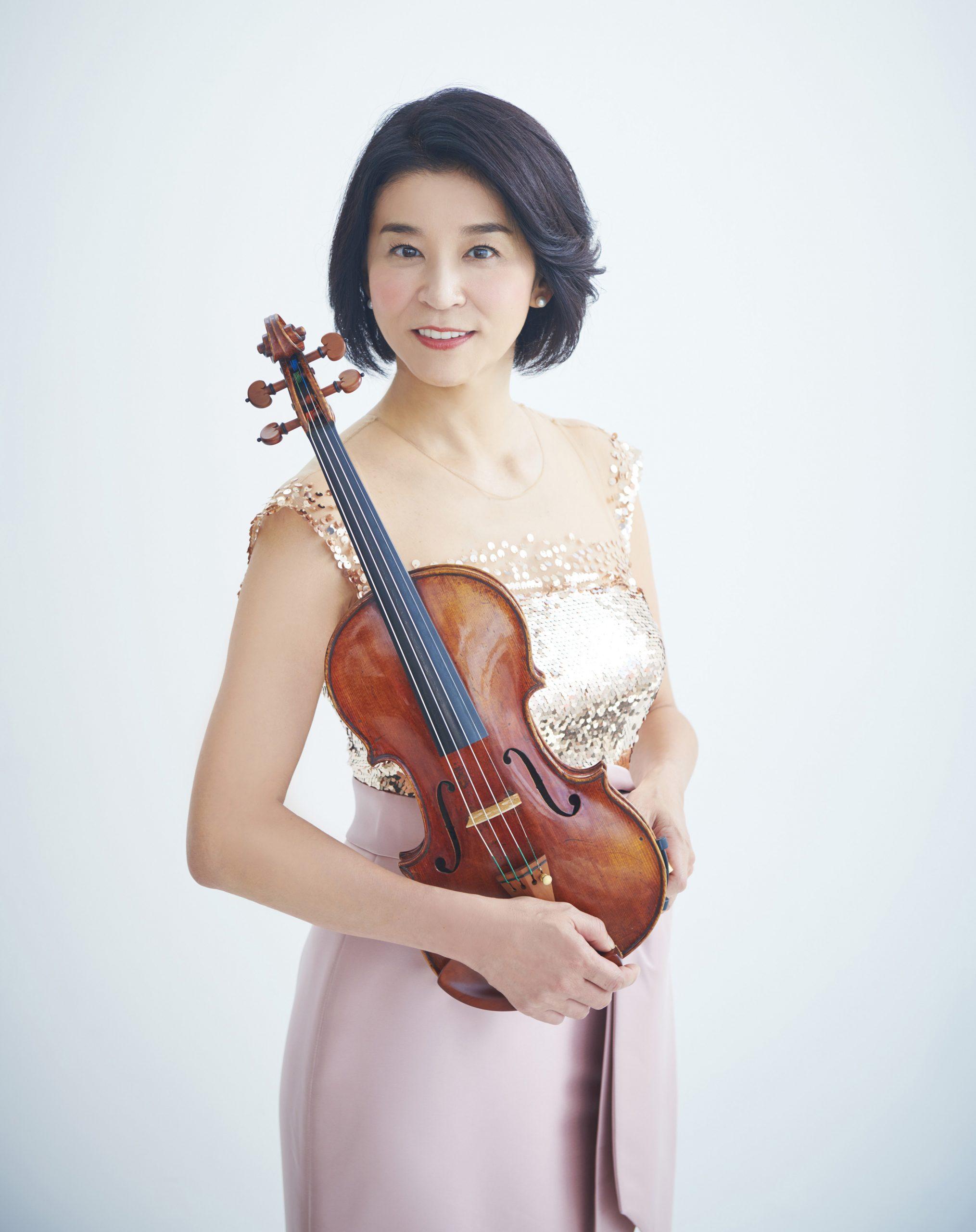 画像:高嶋ちさ子 12人のヴァイオリニスト<br>コンサートツアー 2020~2021